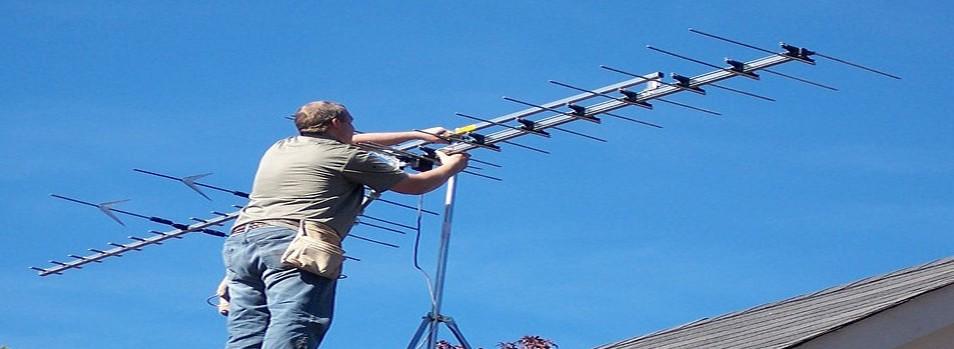 Antenne Montering