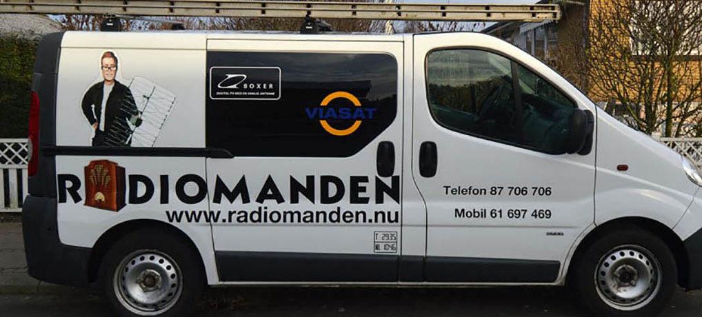 Velkommen til Radiomanden.nu